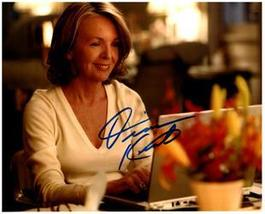 DIANE KEATON  Authentic Original 8x10 SIGNED AUTOGRAPHED PHOTO w/ COA 2814 - $40.00