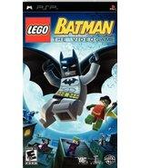 LEGO Batman - Sony PSP [Sony PSP] - $10.43