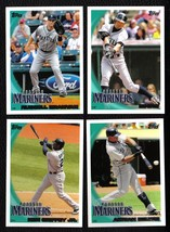 2010 Topps Seattle MARINERS Team Set Both Series 1 & 2 (21 cards) - $2.00