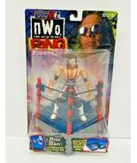 ToyBiz WCW nWo Ring Fighters Bret Hart - $28.05