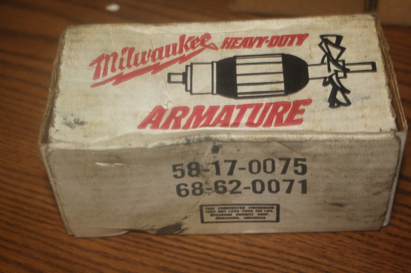Primary image for Milwaukee Armature 58-17-0075