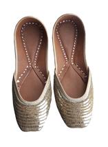punjabi jutti fashion shoes, khussa shoes, mojari   USA-6               ... - £24.51 GBP