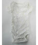Carters Child of Mine short sleeve print romper SIZE PREEMIE - $2.92