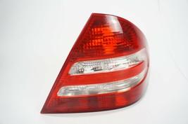 01-2007 mercedes benz c280 c320 c350 c55 amg right passenger tail light oem - $105.53