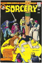 Red Circle Sorcery Comic Book #10, Archie 1974 FINE+ - $9.74