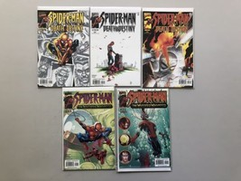 Lot of 9 Spider-Man Comics (2001) - $21.78