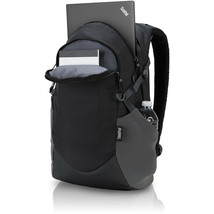 """Lenovo Carrying Case (Backpack) for 15.6"""" Notebook, Black, Water Resistant - $54.99"""