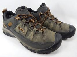 Keen Targhee III Low Top Sz 11 M (D) EU 44.5 Men's WP Trail Hiking Shoes 1017784