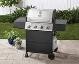 Expert Grill Griddle 4 Burner Propane Gas Outdoor Portable Cooking Station BBQ
