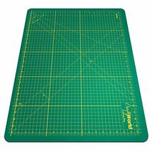 Crafty World Deluxe Cutting Mats - Double Sided Used by Pro Hobbyists - Self Hea image 2