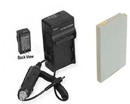 SB-LH73 CS-SBLH73 Battery + Charger For Samsung SDC-MS61 SDC-MS61B SDC-MS61S - $14.21