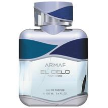 Armaf El Cielo Men 100 ml Eau De Parfum Spray, Genuine, Sealed pack. - $34.99