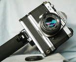 Pentax KX Motordrive RARE 35mm SLR Camera c/w Motordrive + 50mm 1.7 Pentax Lens  - €271,86 EUR