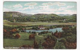 Slottskogem Castlepark Gothenburg Sweden 1911 postcard - $5.94