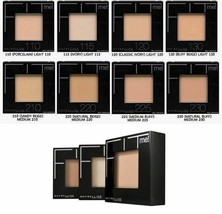 BUY 2 GET 1 FREE (Add 3 To Cart) Maybelline Fit Me Pressed Powder READ D... - $7.19+