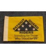 "Patriot Guard Riders 6"" x 9"" Nylon Motorcycle F... - $19.00"
