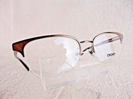 NEW DKNY DY 5640 (1016) Brown / Black  51 X 17 140 mm Eyeglass Frame - $35.96