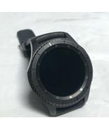 Samsung Gear S3 Frontier 46mm SM-R765T Black Smartwatch 4G ( T-Mobile )  - $178.89