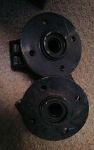 Two Wheel Bearings 4 Lug Hub image 3