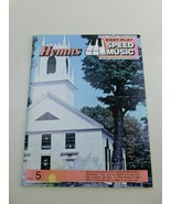 Easy to Play Speed Music 5 Hymns For Organ,Piano,Guitars - $7.91