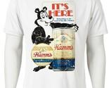 Hamm s beer dri fit graphic tshirt moisture wicking retro spf active wear tee thumb155 crop