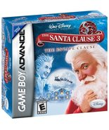 The Santa Clause 3: The Escape Clause [video game] - $4.99