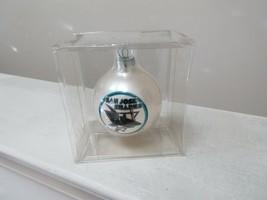 San Jose Sharks , 1991 , Christmas Ball Ornment , NHL - $12.87