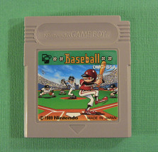 Baseball (Nintendo Game Boy GB, 1989) Japan Import - $5.22