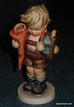 """GOEBEL HUMMEL FIGURINE """"LITTLE SCHOLAR"""" #80 TMK5 ADORABLE BIRTHDAY GIFT! - $96.03"""