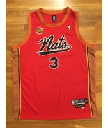 Authentic Reebok Syracuse National NATS 76ers Sixers HWC Allen Iverson J... - $309.99