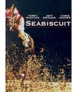 Seabiscuit (DVD, 2003, Fullscreen) - £5.38 GBP