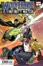 Wolverine Infinity Watch # 2  - $3.55