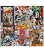 Marvel X-Men 2099 Lot Issues #1-6 Mutant Monsters Action Adventure - $11.95