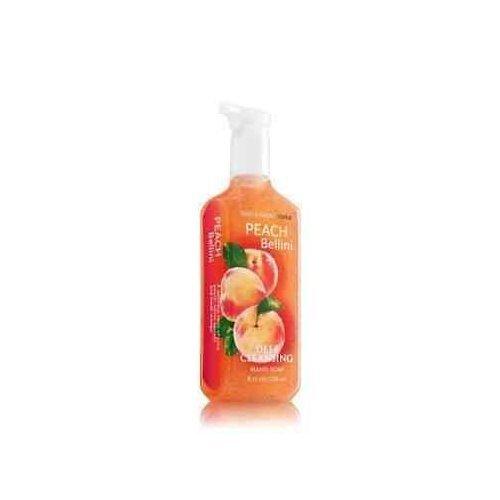 Bath & Body Works Deep Cleansing Hand Soap Peach Bellini