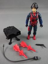 Vintage GI JOE Action Figure 1984 Scrap Iron 100% (B) - $11.57