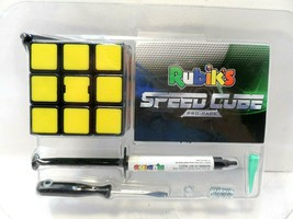 Rubik's Speed Cube Pro Pack by Winning Moves Game Lube Springs Included - $14.49