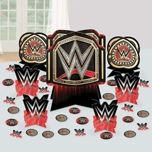 3D WWE Cardstock Decorating Kit - 27pc, One Size - $12.82