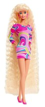 Barbie 25th Anniversary Totally Hair Doll - Black Label - New in origina... - $118.80