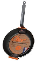 De Buyer Choc Resto Induction Fry Pan 100% Natural Non-Stick FRANCE Prof... - $39.95+