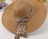 W fashion sun hats for women girls wide brim floppy straw hat summer bohemia beach thumb155 crop