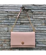 Tory Burch Kira Clutch (Color:Opulent Pink) - $318.00
