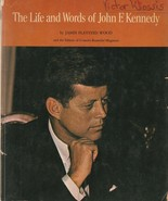 The Life and Works of John F. Kennedy by James Playsted Wood 1967 Schola... - $5.93