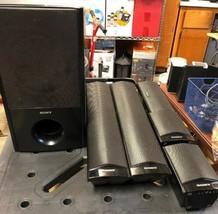 Sony Speaker System SS-WS95/ SS-CT91/ SS-TSB112/ SS-TS92 - $19.79
