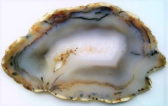 Agate 2 Gemstone Slab Cabbing Rough