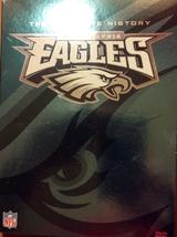 The Complete History: Philadelphia Eagles 2004 - 2 DVD disc set - $9.95