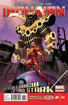 Iron Man #13 Marvel Comics 2013 - $4.99