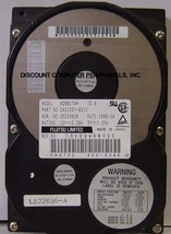 264MB 3.5in IDE CA01237-B310 FUJITSU M2681TAM Free USA Ship Our Drives Work