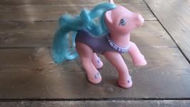 My Little Pony Vintage G1 - Hasbro - Silky Slipper 1989 - $13.50