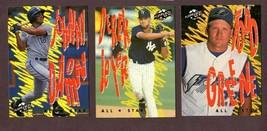 1994-95 Fleer Excel All Stars Baseball Complete Set (10) w/ Derek Jeter - $13.81