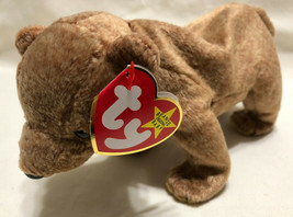 TY BEANIE BABY PECAN DATE 4/15/1999, P.E. STYLE 4251 - NEW OLD STOCK - $9.99